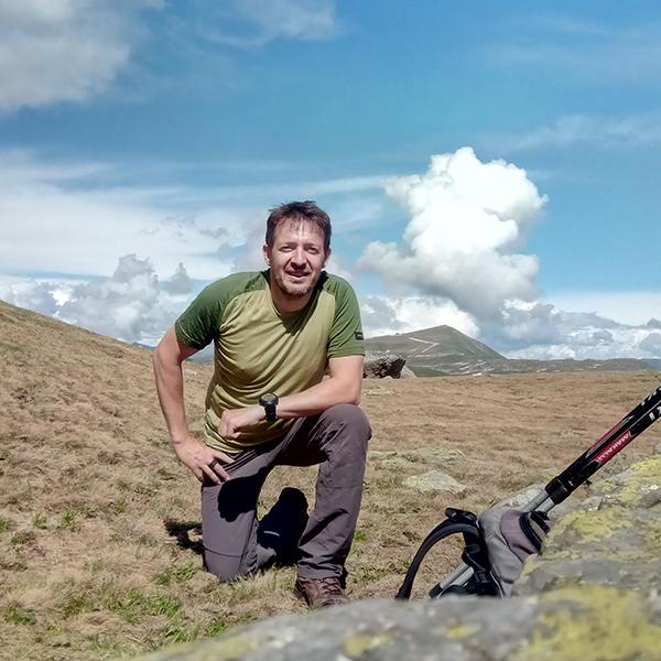 Didier Franc accompagnateur moyenne montagne